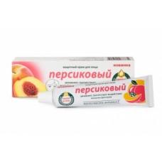 Защитный крем для лица «Персиковый»