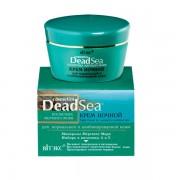 Косметика Мертвого Моря.Крем ночной для нормальной и комбинированной кожи