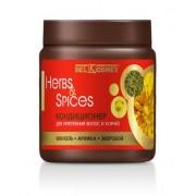 Herbs&Spice. Кондиционер для укрепления волос и корней фенхель-арника-зверобой