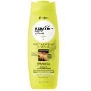 Keratin+КРЕМ-ШАМПУНЬ для всех типов волос