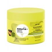 Keratin+БАЛЬЗАМ-МАСЛО для всех типов волос