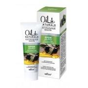 Oil Naturals Крем для лица с маслами ОЛИВЫ и КОСТОЧЕК ВИНОГРАДА Коррекция морщин