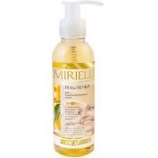 Mirielle гель-пенка для комбинированной кожи с эфирными маслами лимона